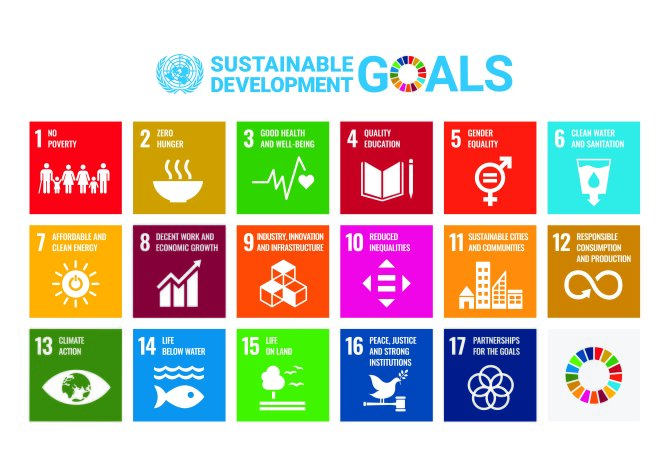 UNs sustainable development goals
