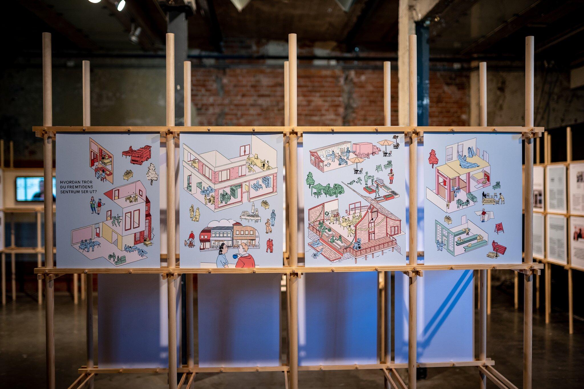 Kunst skal skape levende sentrum | DOGA