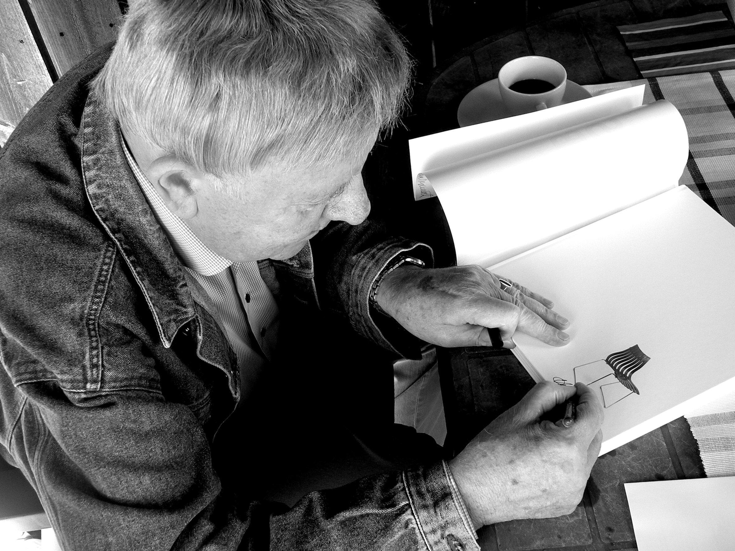 Vi minnes Hans Brattrud (1933 2017) | DOGA